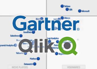 Qlik в Магическом Квадранте Gartner за 2016 год