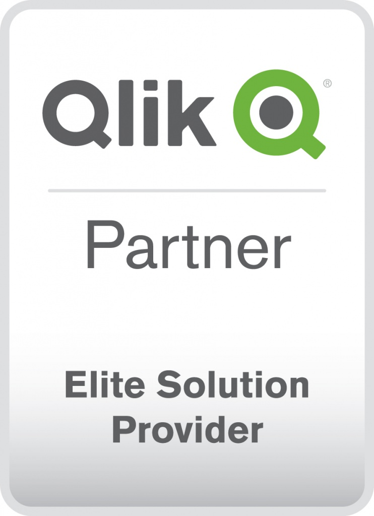 Сертификат Qlik Partner Elite Solution Provider